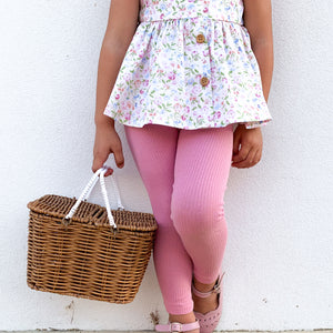 Cozy Leggings - Berry