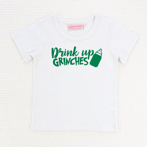 Drink Up Grinches - Unisex Tee - Vinyl - Custom