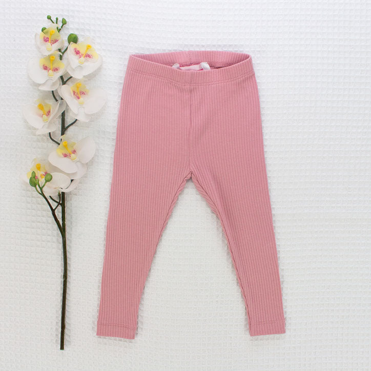 Cozy Leggings - Parisian Pink