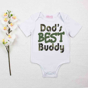 Dad's BEST Buddy - Unisex - Custom