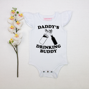 Daddy's Drinking Buddy - Flutter - Custom