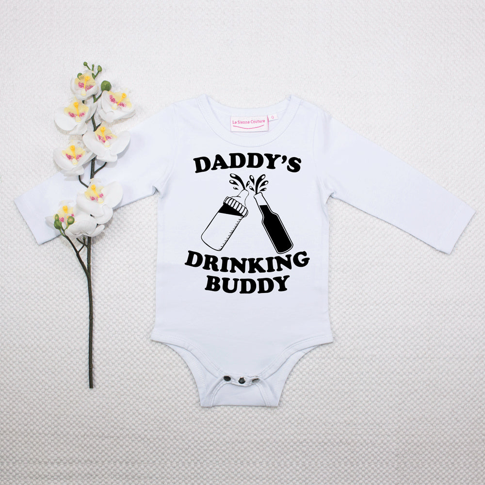 Daddy's Drinking Buddy - Unisex - Custom