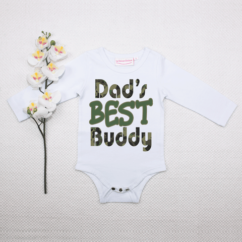 Daddy's BEST Buddy - Unisex - Custom