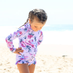 Long Sleeve Swimsuit - Emily