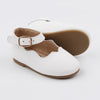 Ballerina Mary Jane Shoes - White