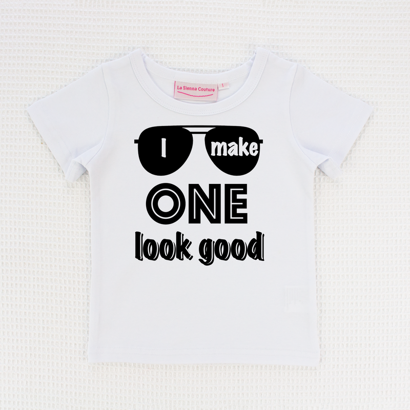 I Make One Look Good - Unisex Tee - Custom