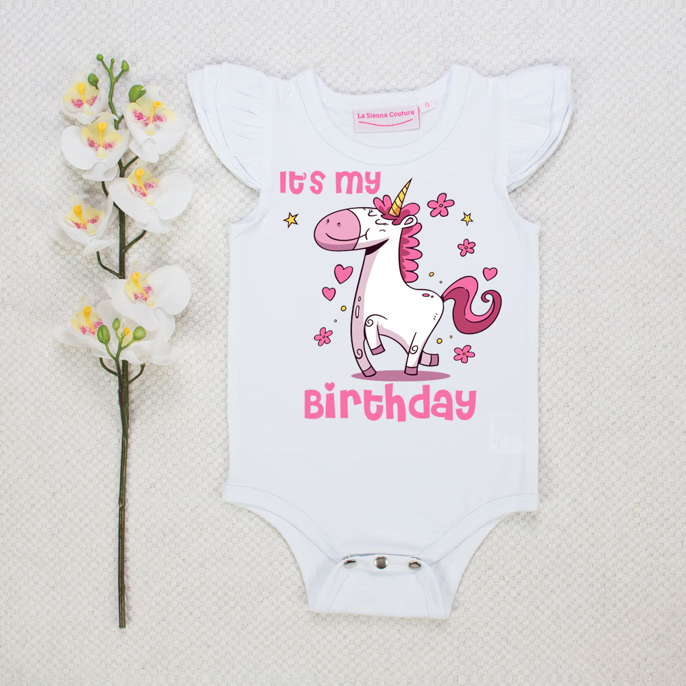 Unicorn Birthday - Custom