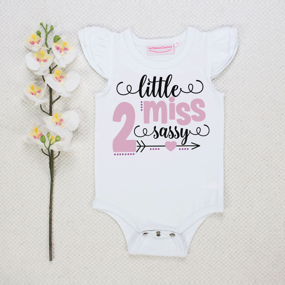 Little Miss 2 Sassy - Custom