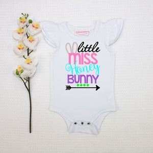 Little Miss Honey Bunny - Custom