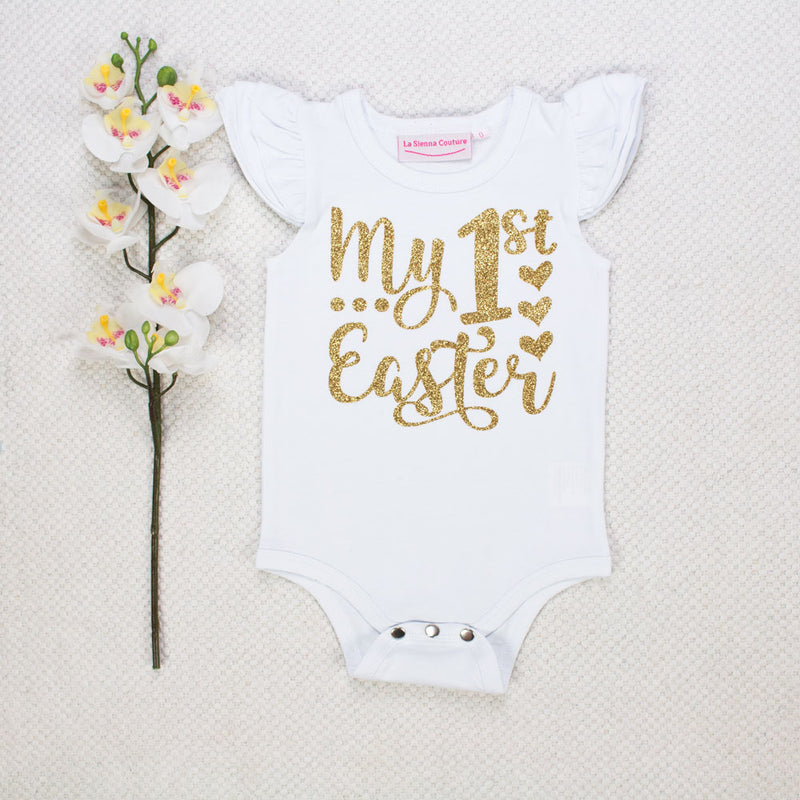 My 1st Easter - Vinyl - Custom