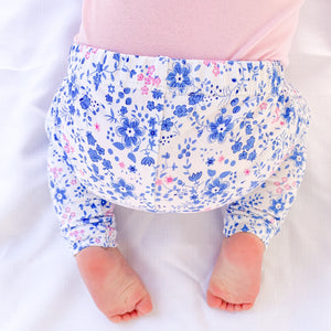 Floral Leggings + Headband - Olivia