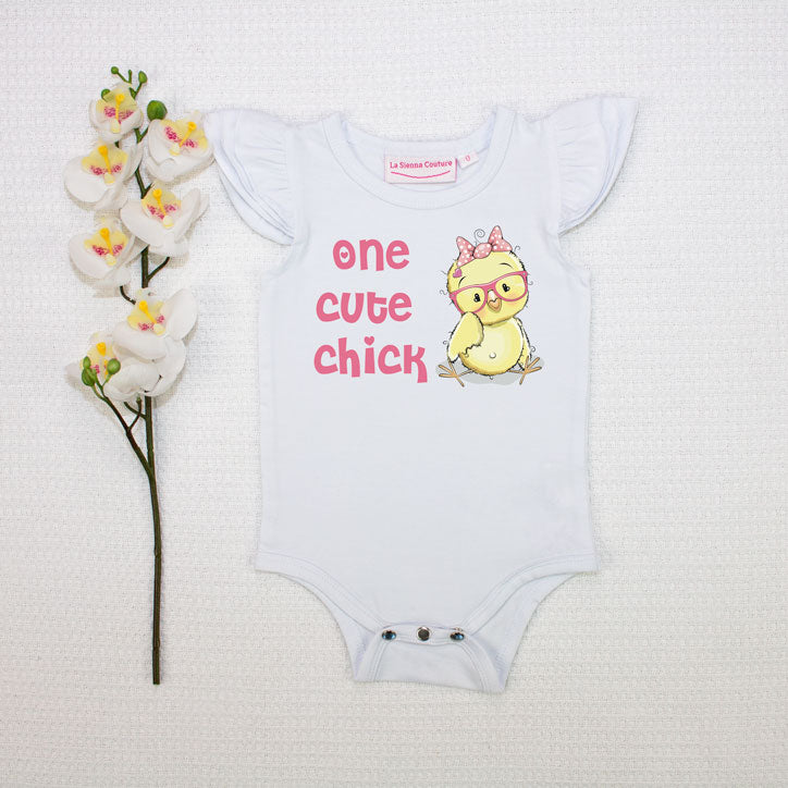 One Cute Chick - Custom