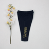 Personalised Navy Leggings - Vinyl - Custom Name