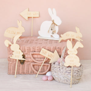 Easter Egg Hunt Kit - Wooden