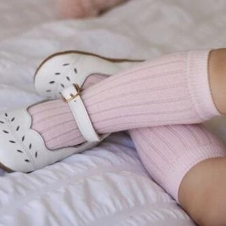 Knee High Socks - Ribbed