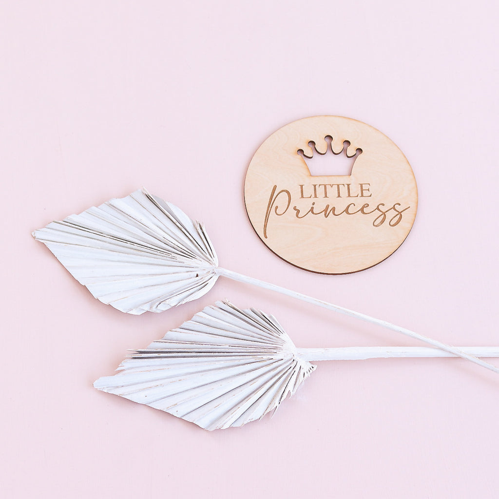 Disc - Little Princess/Prince
