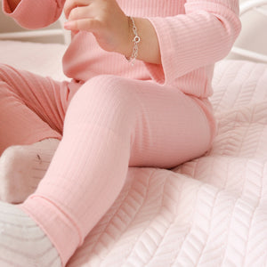 Cozy Leggings - Tea Rose Pink