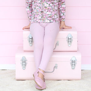 Cozy Leggings - Lilac Mist