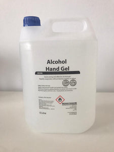 Handgel 70% alcohol 5l