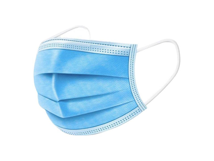 3-layer disposable mouth masks (per 50)