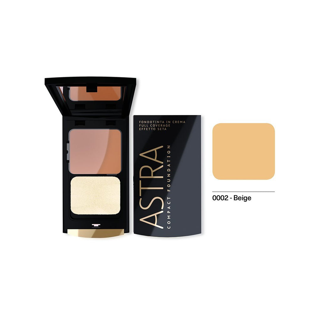 ASTRA COMPACT FOUNDATION BEIGE 00006810002