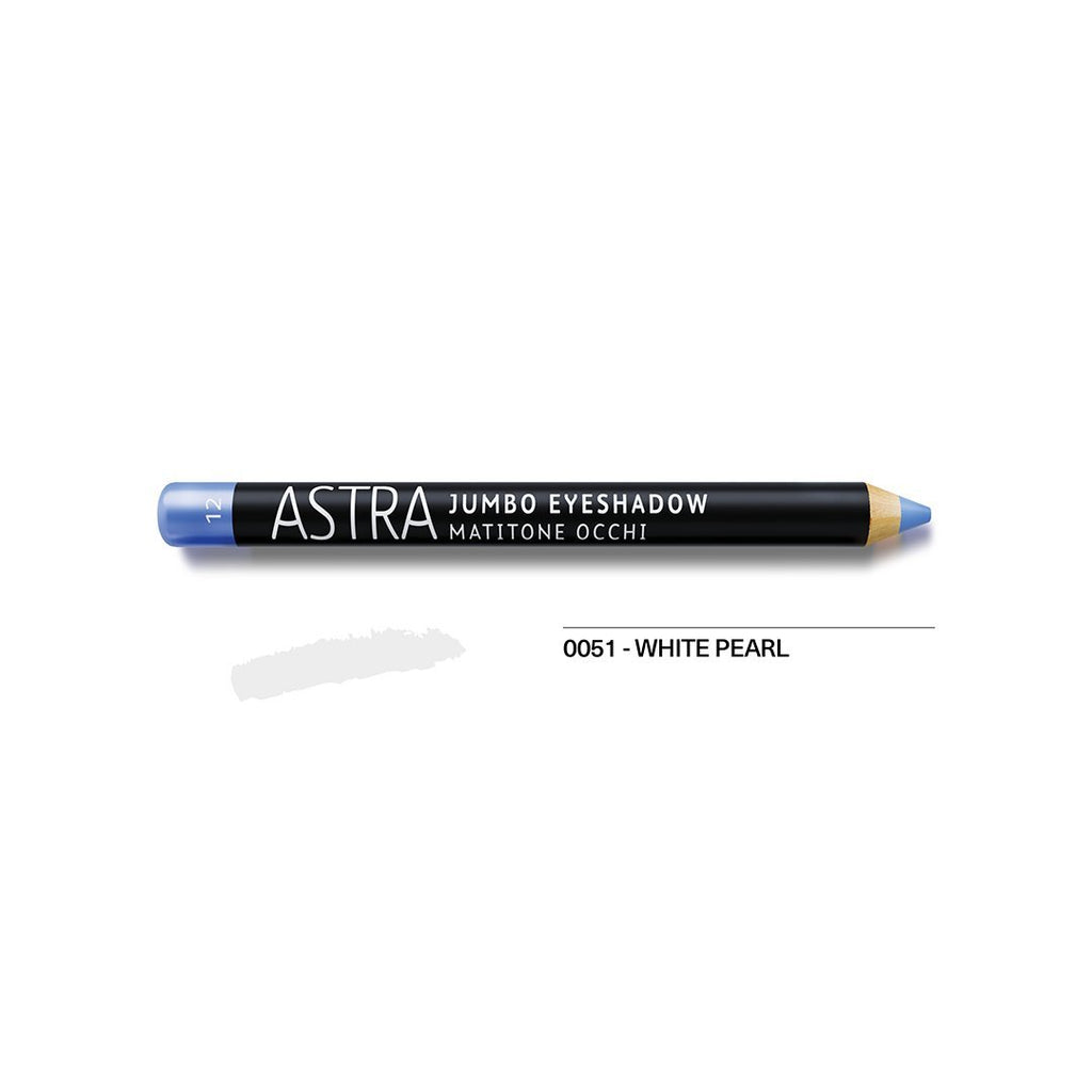 ASTRA JUMBO EYESHADOW PENCIL WHITE PEARL 00008120051