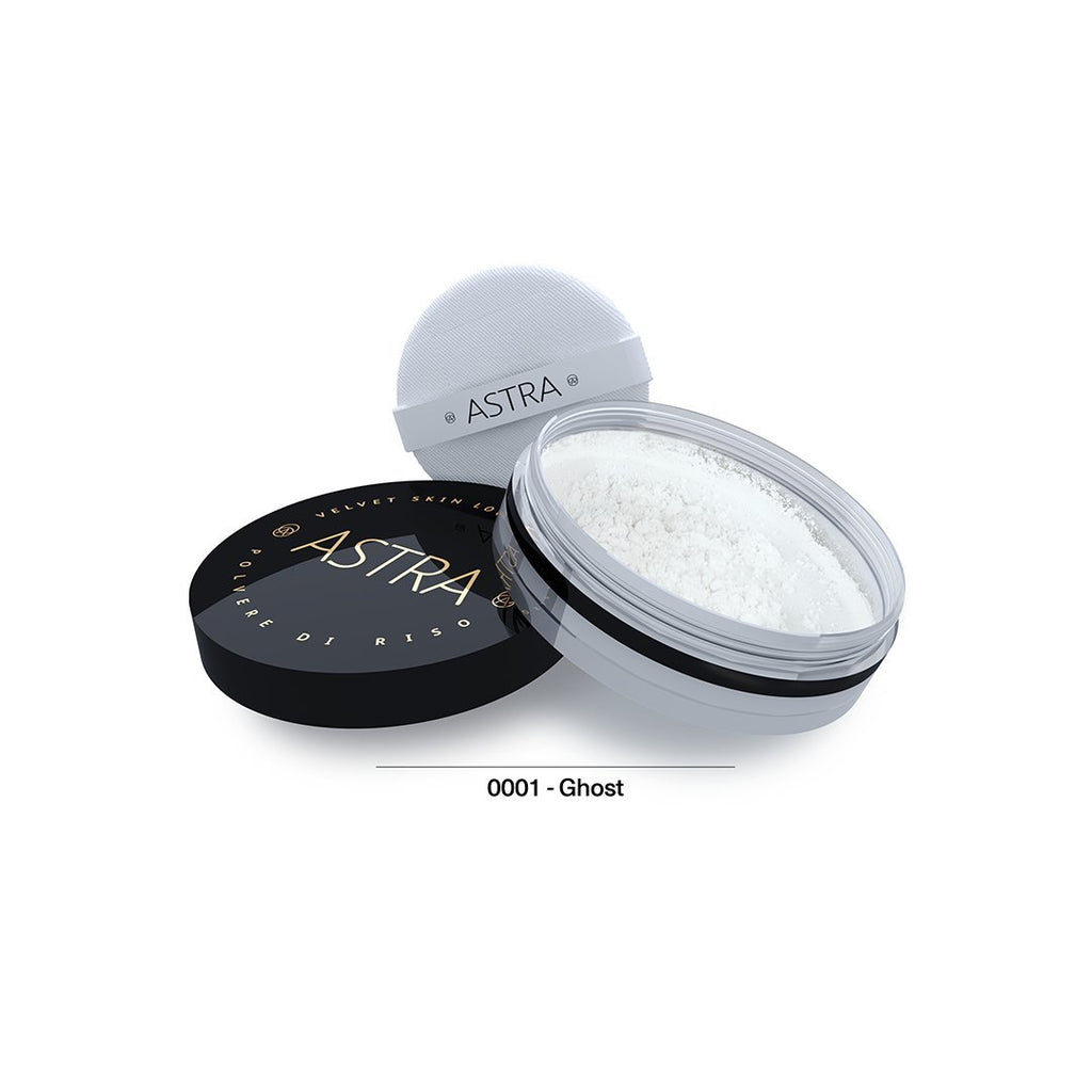 ASTRA VELVET SKIN LOOSE POWDER GHOST 00010050001