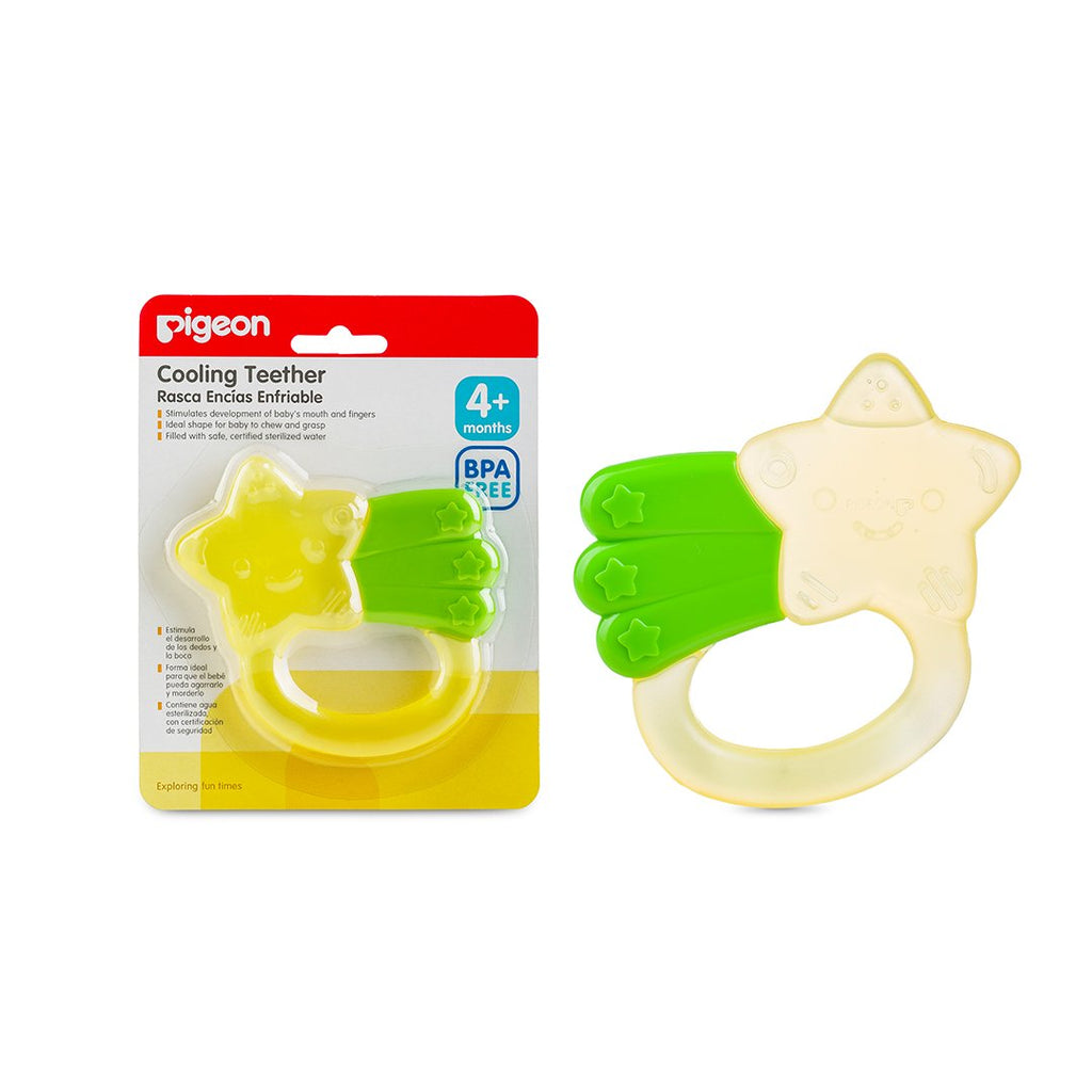 PIGEON COOLING TEETHER(STAR)