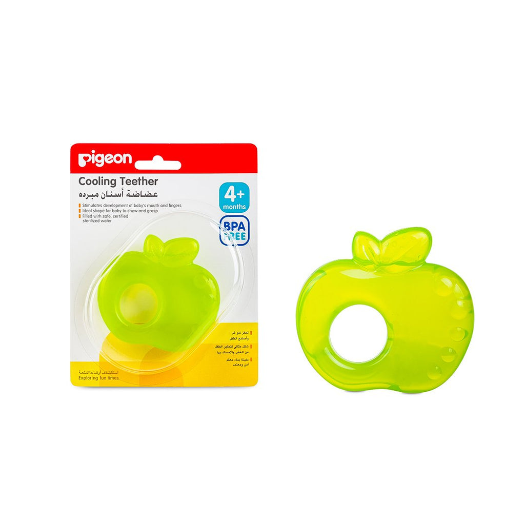 PIGEON COOLING TEETHER APPLE