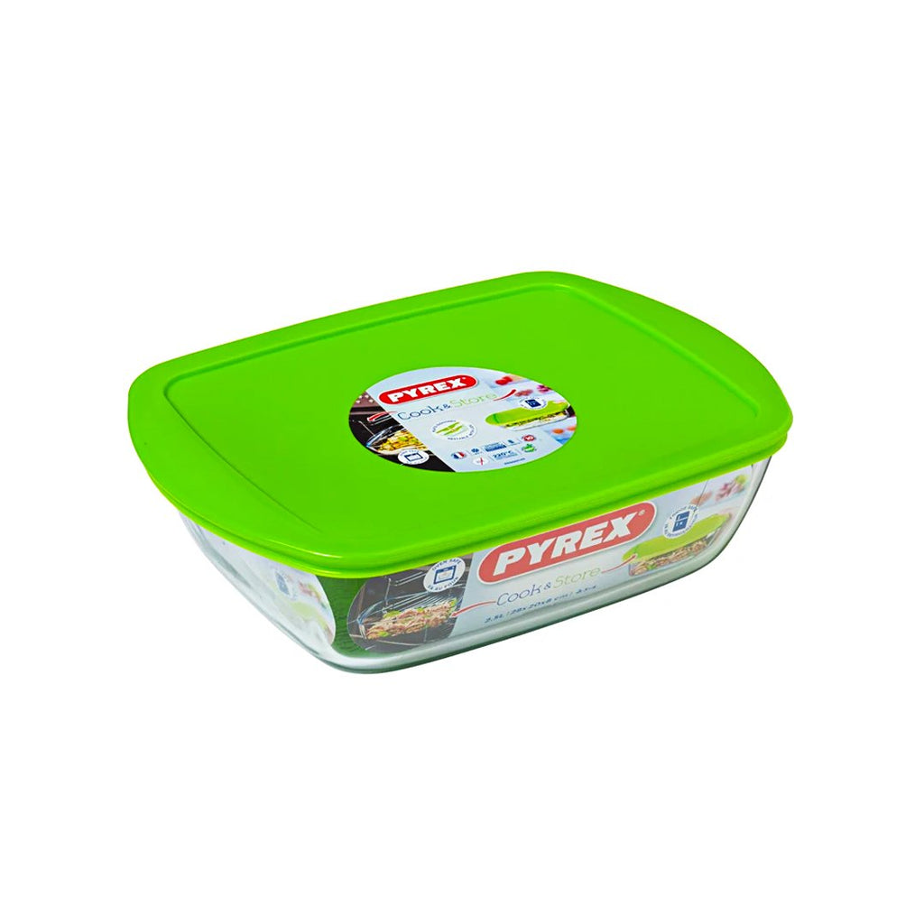 Pyrex - Cook and Store 2-5L 212P000