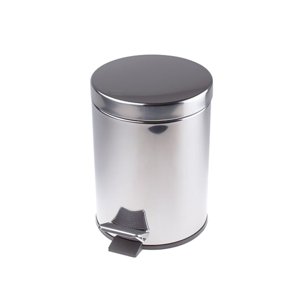 PROFF METAL DUSTBIN WITH PEDALS 12-LTR - 2601918