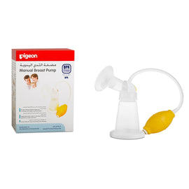 PIGEON BREAST PUMP MANUAL 26274P
