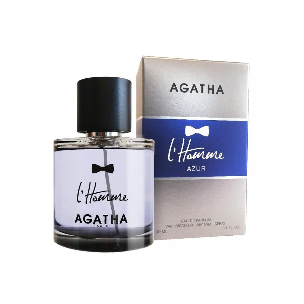 AGATHA L'HOMME AZUR EDP SPRAY 100ML