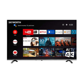 "SKYWORTH 65""INCH ANDROID SMART UHD 4K TV  65UC5500"