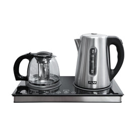 ALM ELECTRIC TEA KETTLE SET 1.8L - ALM-KS01