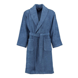 Sarar Bathrobe (Navy Blue) BATHROBE-2