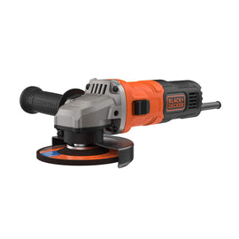 BLACK+DECKER 710W SMALL ANGLE GRINDER  BEG010-GB
