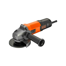BLACK+DECKER 750W 115MM CORDED ANGLE GRINDER  BEG110-GB