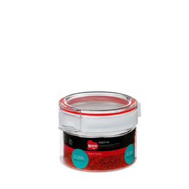 PET ROUND STORAGE 0.35Lt.   JAR 89MM   BO2220
