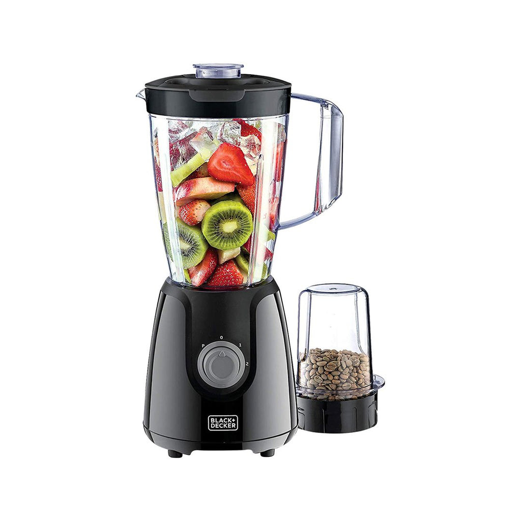 BD - Blender with Grinder Mill and Extra Jar 400W-1-5L  BX430J-B5