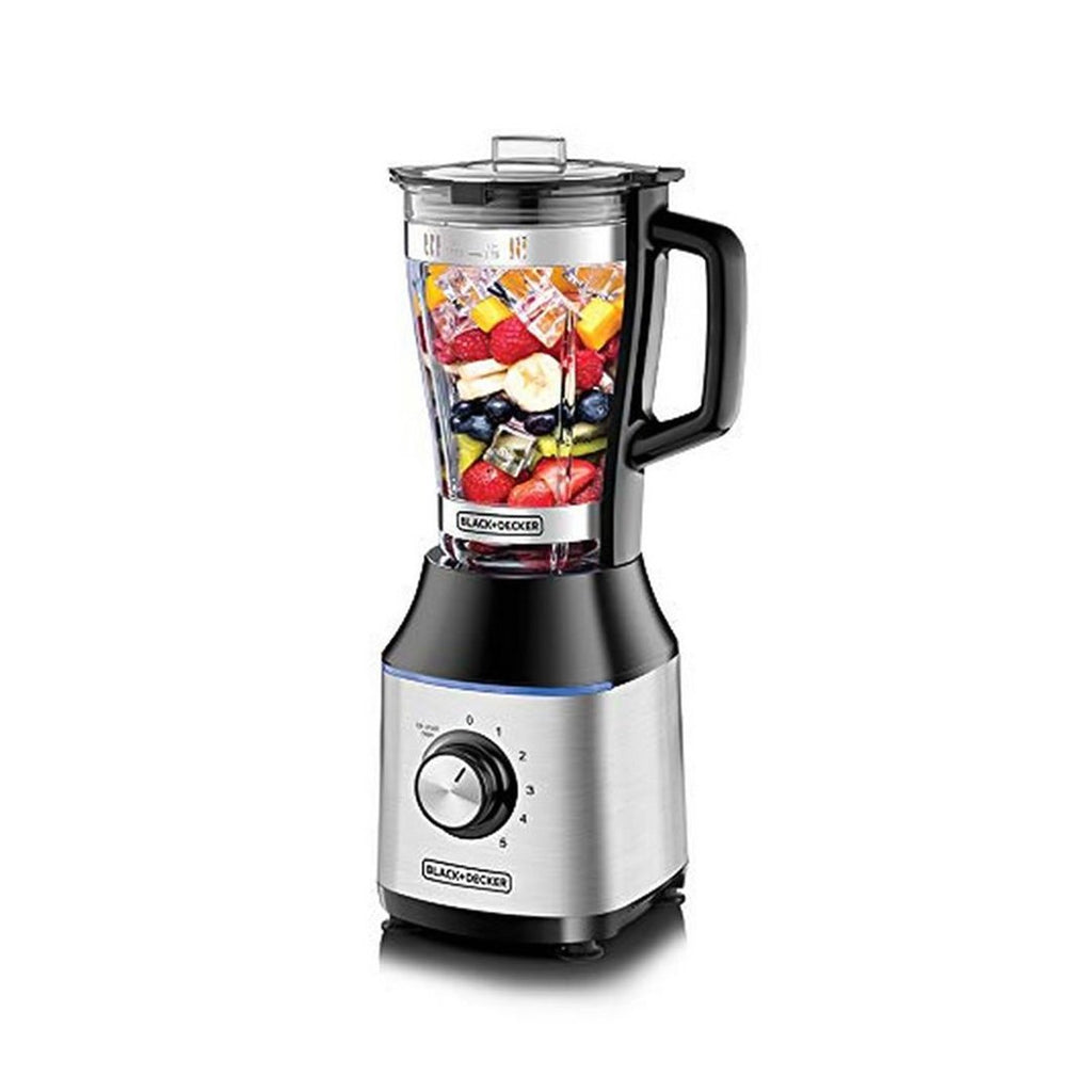 BD - Glass Jar Blender 700W-1-75L       BX650G-B5