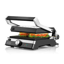 BLACK+DECKER 2000W FAMILY HEALTH GRILL