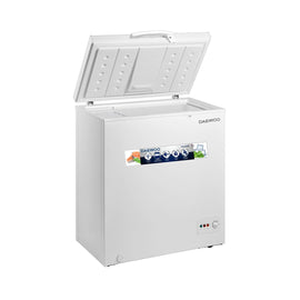 DAEWOO CHEST FREEZER 220L WHITE  DCF-M220