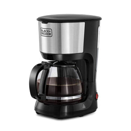 B+D 8-10CUP COFFEE MAKER WITH GLASS CARAFE    DCM750s-B5