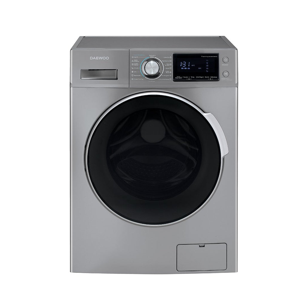 DAEWOO 10/7 KG WASHER DRYER COMBO  DWC-LM1413