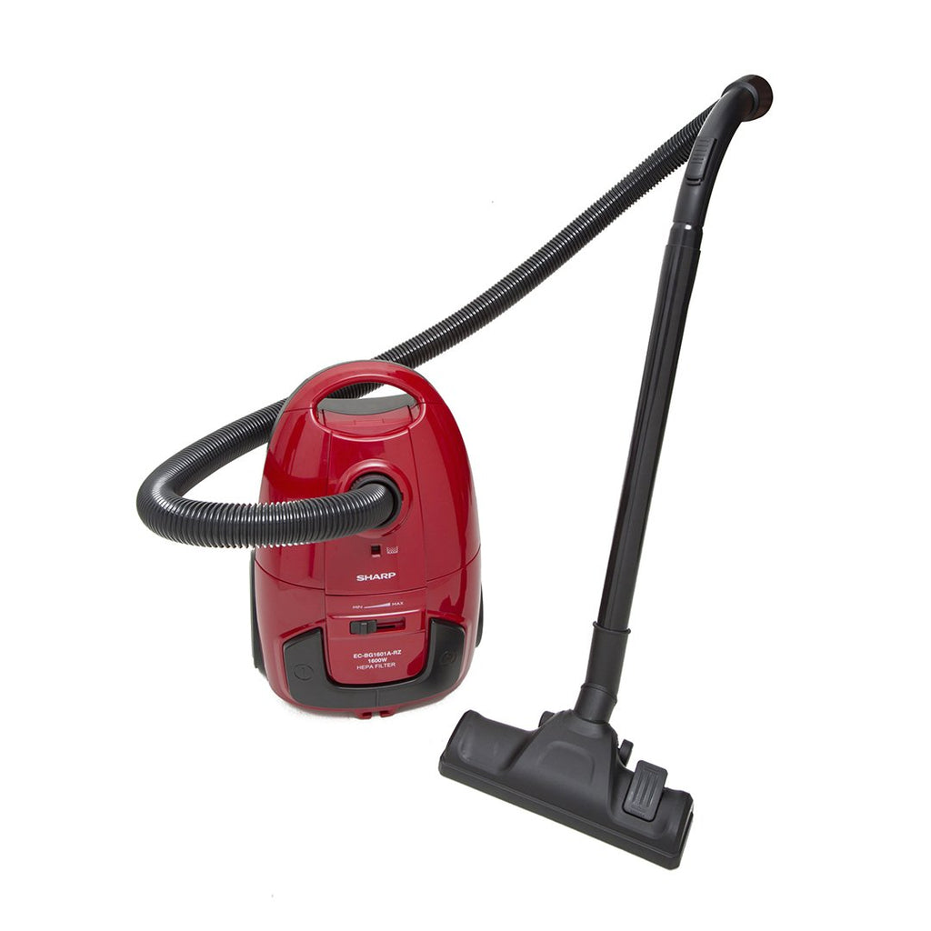 SHARP VACCUM CLEANER 1600 WATTS   EC-BG1601A-RZ