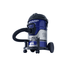 SHARP VACCUM CLEANER BARREL TYPE 1800 WATTS