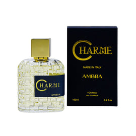 EDP 100ML CHARME - MAN AMBRA