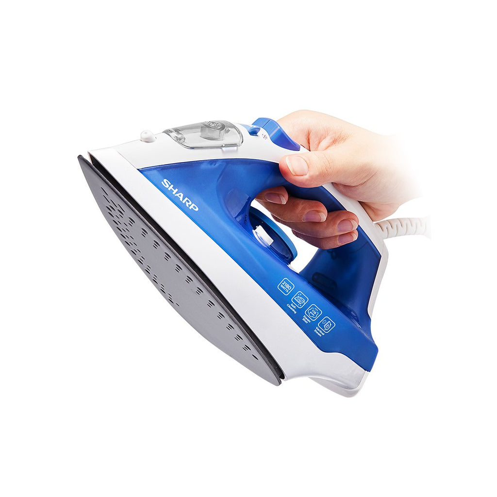 SHARP STEAM IRON 2180 WATTS  EI-SU11-B3