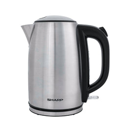 SHARP ELECTRIC KETTLE 1.7L  S.STEEL   EK-JX43-SQ3
